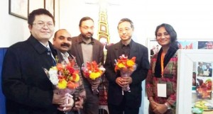With-Zhang-Zhihong,-Counsellor-Counsellor-Cultural-for-China-and-Mazhar-Zai,-Filmmaker-from-Pakistan-at-DIFF-office